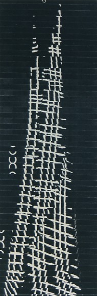 visual poems - espace xix - hommage to tatlin