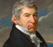 FOSCOLO FRIENDS - Francois-Xavier Fabre (1766-1837), selfportrait (detail), Musee Fabre de Montpellier