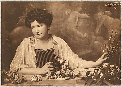 Frank Eugene - Fritzi von Derra , The Greek Dancer, 1901 (MMA)