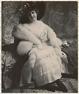 Frank Eugene - Fritzi von Derra , The Greek Dancer , date 1901 (MMA)