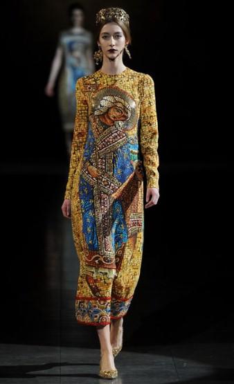 Dolce & Gabbana - Byzance1
