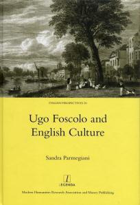 Foscolo - a book by Sandra Parmegiani (2011)