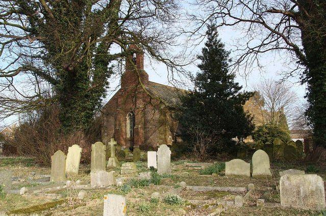 Saint Margaret´s Church, Keddington, Louth
