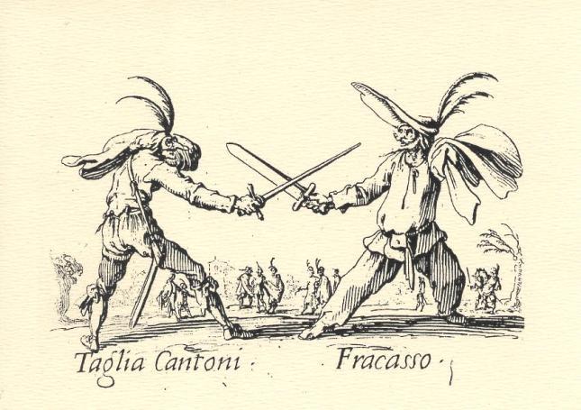 Jacques Callot, Taglia Cantoni and Fracasso
