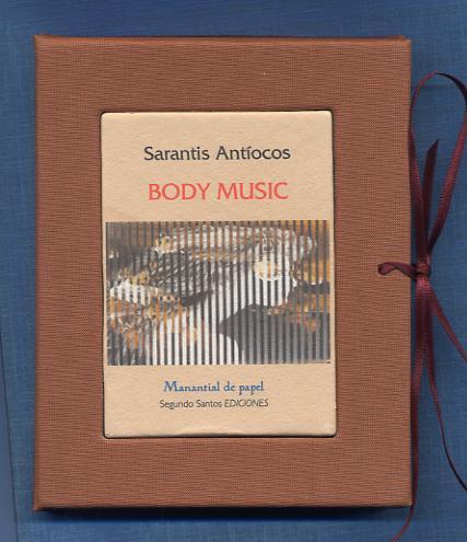 BODY MUSIC - portada PE