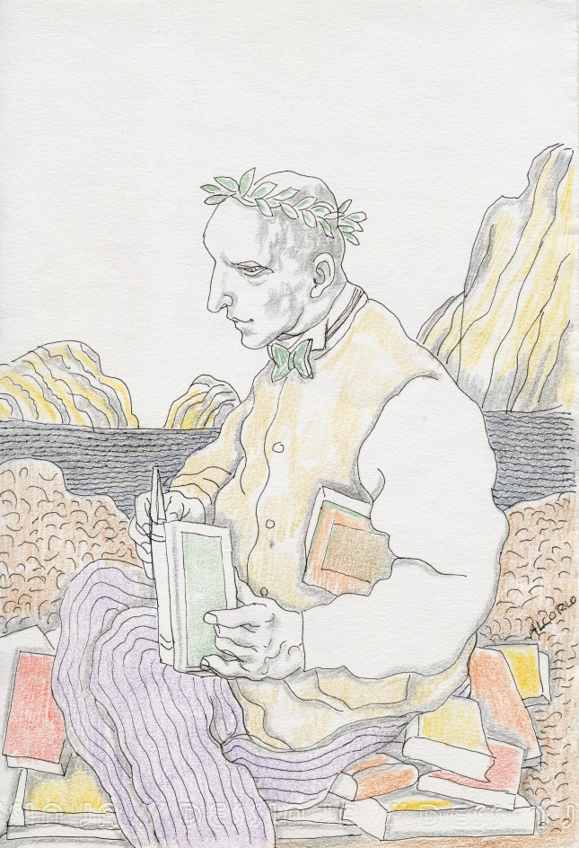 ALCORLO - poet laureate
