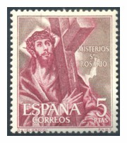 el-greco-en-la-filatelia-espana-1962