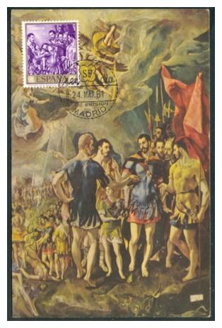 el-greco-en-la-filatelia-espana-primer-dia-de-circ-mad-24-mar-61