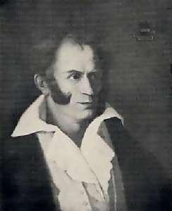 Foscolo by Pistrucci (1822)