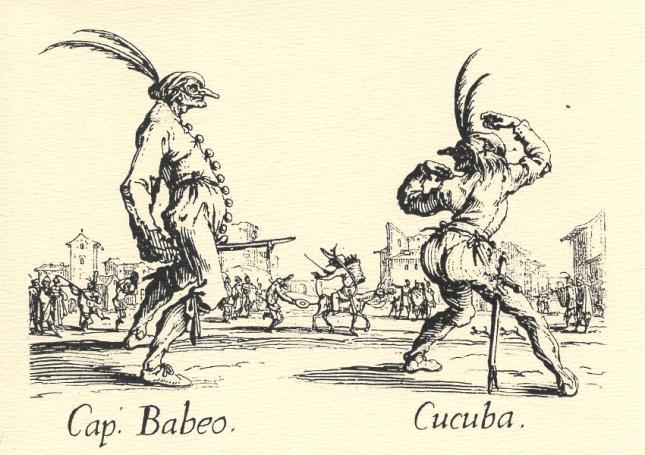 Jacques Callot, Capitano Babeo and Cucuba