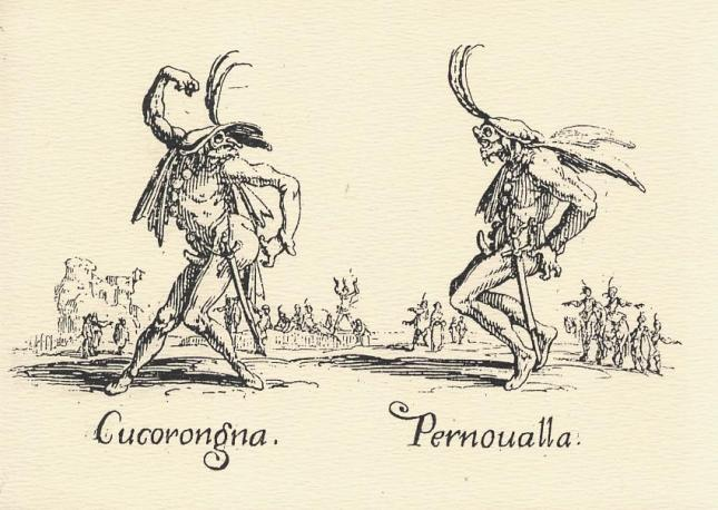 Jacques Callot, Cucorongna and Pernoualla