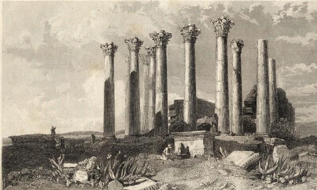 TIERRA SANTA - Jiraza -gav. Lemaître, 1842