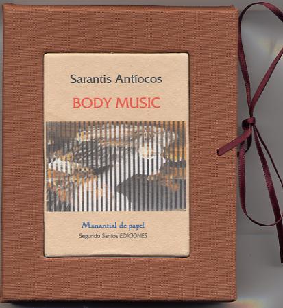 BODY MUSIC - portada